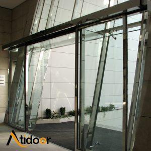 درب شیشه ای اتوماتیک