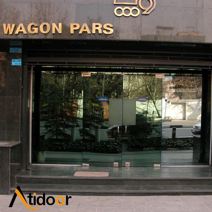 درب شیشه اتوماتیک (11)