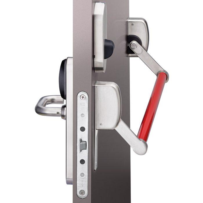 قفل درب ضد حریق