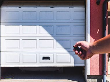 باز کردن درب پارکینگ بدون ریموت