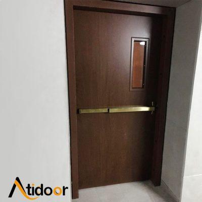 درب چوبی ضد حریق